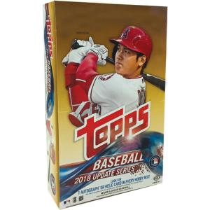 Hel Box 2018 Topps update series baseball Hobby
