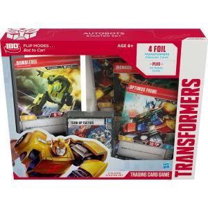 Transformers TCG - Autobots Starter Set