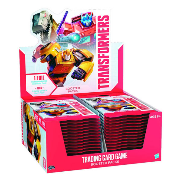 Transformers TCG - Booster Display (30 Packs)
