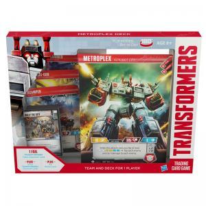 Transformers TCG - Metroplex Deck
