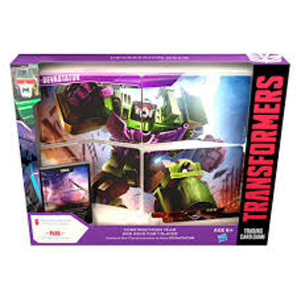 Transformers TCG - Devastator Deck