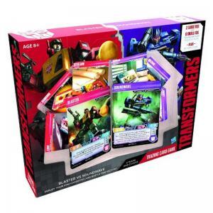 Transformers TCG - Blaster vs Soundwave Deck (Regular)
