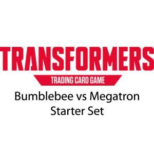 Transformers TCG - Bumblebee vs Megatron Starter Set