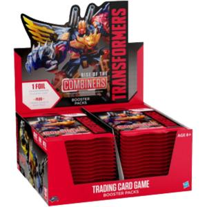 Transformers TCG - Rise of the Combiners Booster - Booster Display (30 Packs)
