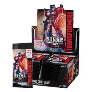 Transformers TCG - War for Cybertron Siege I - Booster Display (30 Packs)
