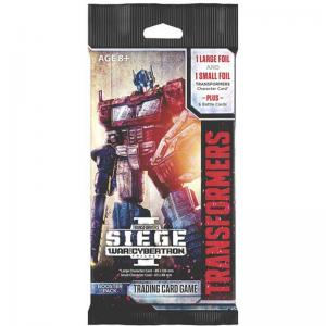 Transformers TCG - War for Cybertron Siege I - Booster