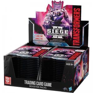 Transformers TCG - War for Cybertron Siege II - Booster Display (30 Packs)