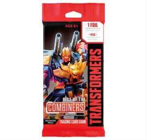 Transformers TCG - Rise of the Combiners Booster - Booster