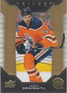 Leon Draisaitl - 2019-20 Upper Deck Trilogy 44 - Edmonton Oilers