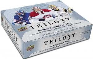 Hel Box 2017-18 Upper Deck Trilogy