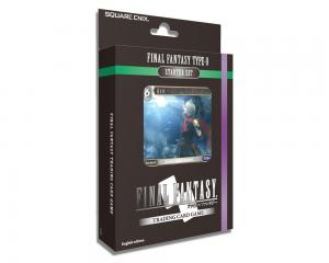 Starter Set Type-0, Final Fantasy TCG