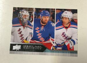 2014-15 Upper Deck Series 1 Hockey base set