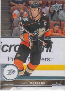 Ryan Getzlaf - Anaheim Ducks 2017-2018 Upper Deck s2 #251