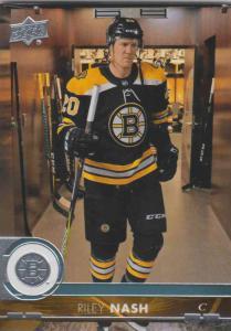 Riley Nash - Boston Bruins 2017-2018 Upper Deck s2 #267