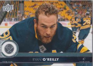 Ryan O'Reilly - Buffalo Sabres 2017-2018 Upper Deck s2 #271