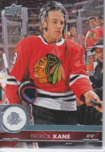 Patrick Kane - Chicago Blackhawks 2017-2018 Upper Deck s2 #290
