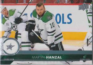Martin Hanzal - Dallas Stars 2017-2018 Upper Deck s2 #309
