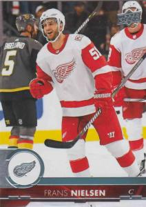 Frans Nielsen - Detroit Red 2017-2018 Upper Deck s2 #316