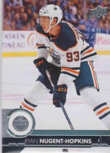 Ryan Nugent-Hopkins - Edmonton Oilers 2017-2018 Upper Deck s2 #324