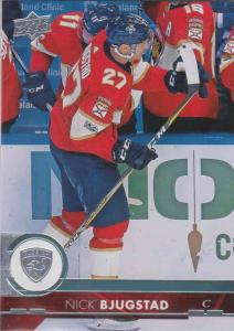 Nick Bjugstad - Florida Panthers 2017-2018 Upper Deck s2 #329
