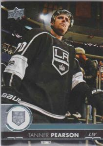 Tanner Pearson - Los Angeles 2017-2018 Upper Deck s2 #336