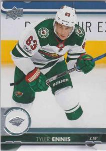 Tyler Ennis - Minnesota Wild 2017-2018 Upper Deck s2 #345