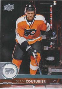 Sean Couturier - Philadelphia Flyers 2017-2018 Upper Deck s2 #389