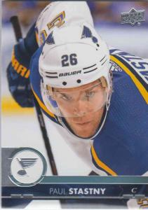 Paul Stastny - St. Louis 2017-2018 Upper Deck s2 #408