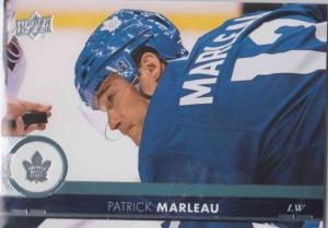 Patrick Marleau - Toronto Maple 2017-2018 Upper Deck s2 #416