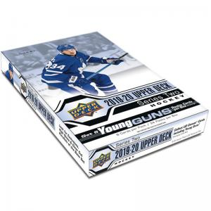 Sealed Box 2019-20 Upper Deck Series 2 Hobby