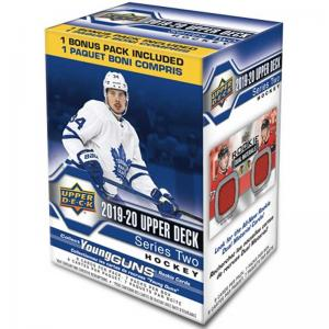 Sealed Blaster Box 2019-20 Upper Deck Series 2 Retail
