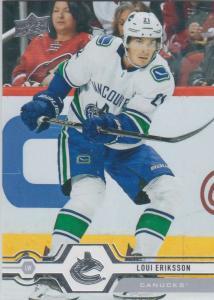 Loui Eriksson - Vancouver Canucks 2019-2020 Upper Deck s1 #170