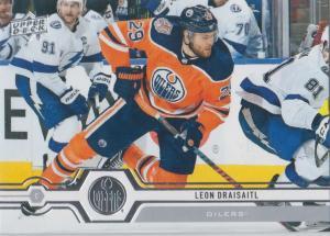 Leon Draisaitl - Edmonton Oilers 2019-2020 Upper Deck s1 #186