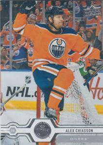 Alex Chiasson - Edmonton Oilers 2019-2020 Upper Deck s1 #187