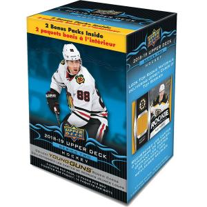 Hel Blaster Box 2018-19 Upper Deck Serie 2