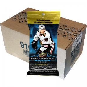 Hel Box 2018-19 Upper Deck Serie 2 Fat Pack