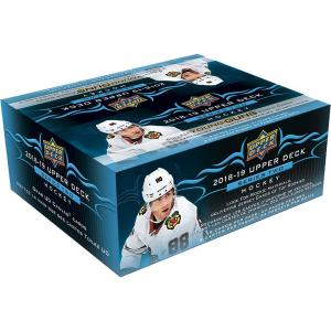 Hel Box 2018-19 Upper Deck Serie 2 Retail