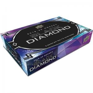 Hel Box 2019-20 Upper Deck Black Diamond