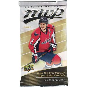 1 Pack 2017-18 Upper Deck MVP Hobby