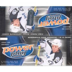 Hel Box 2005-06 Upper Deck Powerplay Hobby