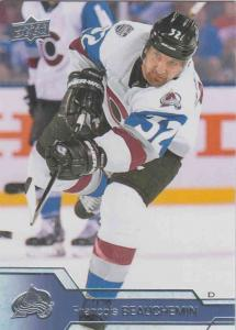 Francois Beauchemin - Colorado Avalanche  2016-2017 Upper Deck s.1 #048