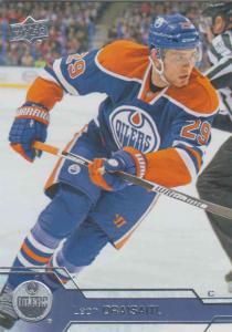 Leon Draisaitl - Edmonton Oilers  2016-2017 Upper Deck s.1 #078