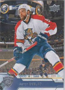 Aaron Ekblad - Florida Panthers  2016-2017 Upper Deck s.1 #079
