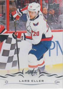 Lars Eller - Washington Capitals  2018-2019 Upper Deck s.1 #188
