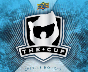 Sealed Box 2017-18 Upper Deck The Cup