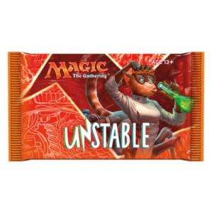 Magic, Unstable, 1 Booster