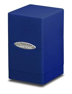 Satin Tower, Blue, Ultra Pro (Deck Box)