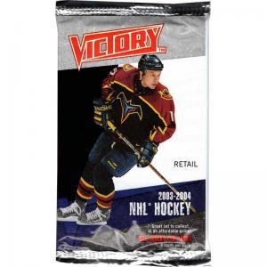 1st Paket 2003-04 Victory Retail