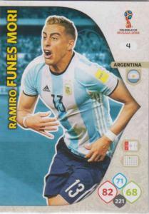 WC18 - 004  Ramiro Funes Mori (Argentina) - Team Mates