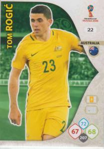 WC18 - 022  Tom Rogic (Australia) - Team Mates